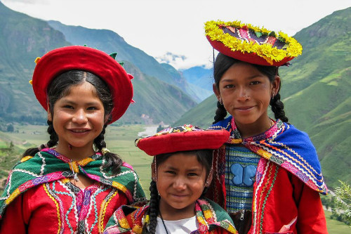 Volunteer in Social Work in Peru